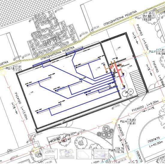 проектиране на басейни